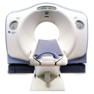 GE Bright Speed 8 CT Scanner