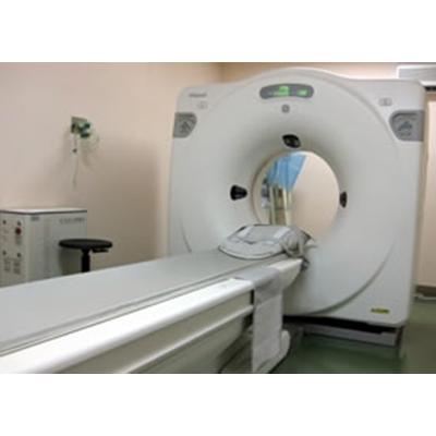 GE Hi Speed NXi Base CT Scanner