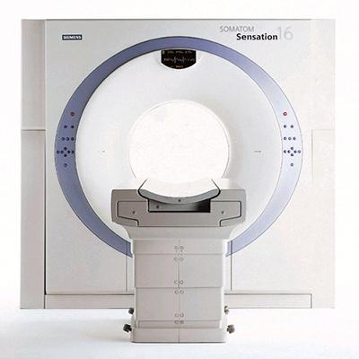 Siemens Somatom Sensation 16 CT Scanner